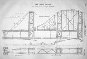 The Forth Rail Bridge   The Three Bridges