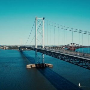 Forth Road Bridge 1964