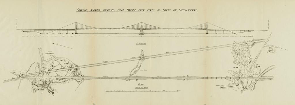 Road bridge proposal